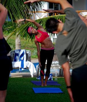 stacie clark yoga